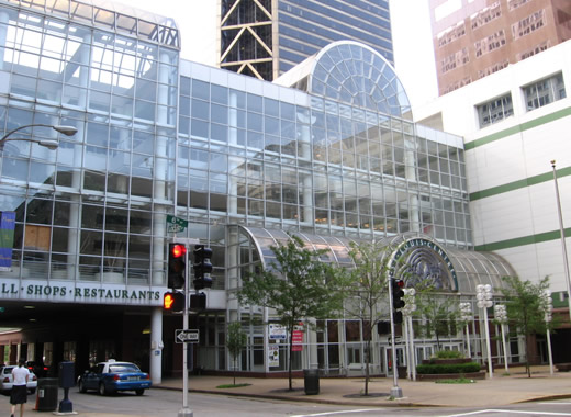 Saint Louis Galleria's mix of specialty shops will exceed your expectations and delight everyone on your list. Indulge in stores that are unique to the St. Louis market and Location: Saint Louis Galleria, St. Louis, , MO.